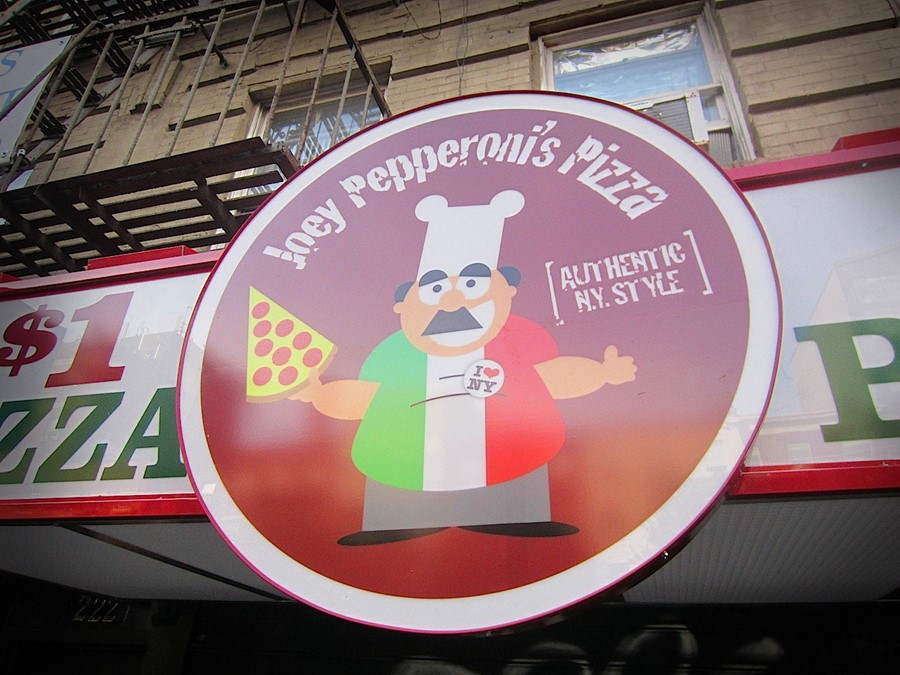 Joey Pepperoni's Pizza logo